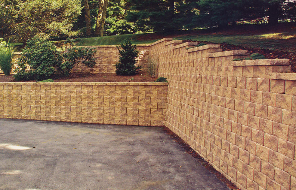 Fleetwood Building Block Wall Systems